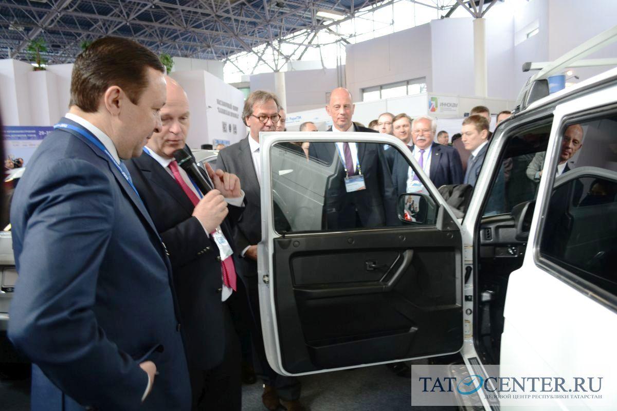 Волжский автомобильный завод хочет начать экспорт авто в КНР доконца года