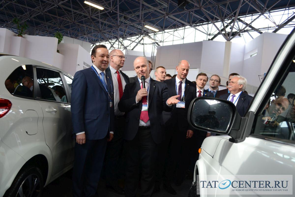Руководитель АвтоВАЗа поведал овозможности экспорта в КНР
